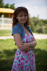Анастасия Серова